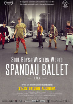 Soul Boys of the Western World: Spandau Ballet (2014)
