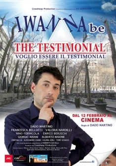 I wanna be the testimonial (2015)
