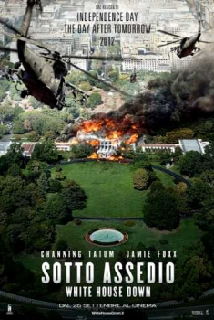 Sotto assedio – White House Down (2013)