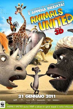 Animals United 3D (2011)