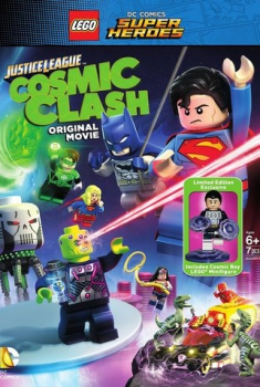 LEGO DC Comics Super Heroes – Justice League: Cosmic Clash (2016)