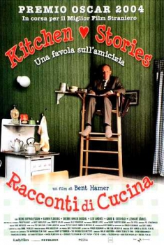 Kitchen Stories – Racconti di cucina (2003)