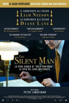 The Silent Man (2018)
