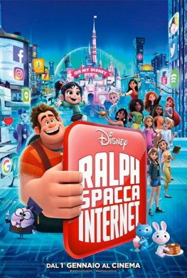 Ralph 2 Spacca Internet (2018)